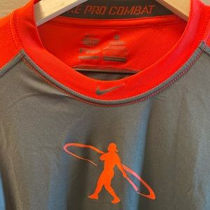 Nike Pro Combat Griffey Dri Fit medium NWT